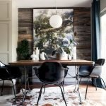 80 Elegant Modern Dining Room Design And Decor Ideas (4)