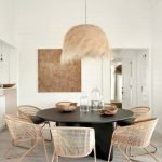 80 Elegant Modern Dining Room Design And Decor Ideas (43)