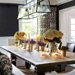 80 Elegant Modern Dining Room Design And Decor Ideas (44)
