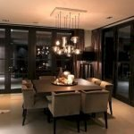 80 Elegant Modern Dining Room Design And Decor Ideas (45)