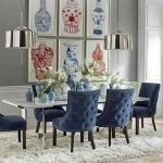 80 Elegant Modern Dining Room Design And Decor Ideas (51)