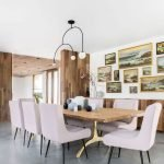 80 Elegant Modern Dining Room Design And Decor Ideas (6)