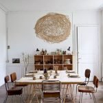 80 Elegant Modern Dining Room Design And Decor Ideas (68)