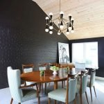 80 Elegant Modern Dining Room Design And Decor Ideas (7)