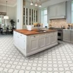30 Best Kitchen Floor Tile Design Ideas With Concrete Floor Ideas (15)