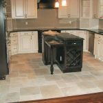 30 Best Kitchen Floor Tile Design Ideas With Concrete Floor Ideas (19)