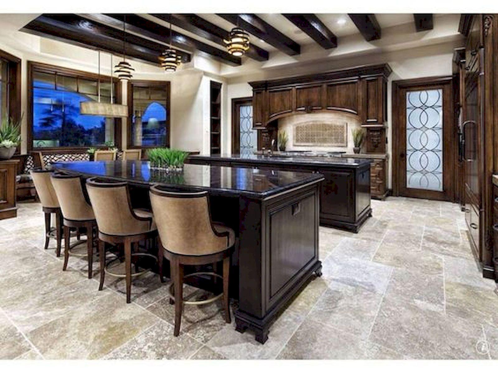 30 Best Kitchen Floor Tile Design Ideas With Concrete Floor Ideas (20)