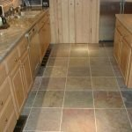 30 Best Kitchen Floor Tile Design Ideas With Concrete Floor Ideas (26)