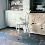 30 Best Kitchen Floor Tile Design Ideas With Concrete Floor Ideas (30)