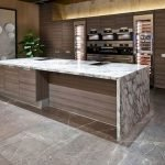 30 Best Kitchen Floor Tile Design Ideas With Concrete Floor Ideas (5)