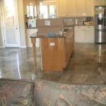 30 Best Kitchen Floor Tile Design Ideas With Concrete Floor Ideas (9)