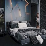 36 Beautiful Wall Bedroom Decor Ideas That Unique (7)