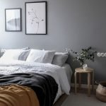 36 Beautiful Wall Bedroom Decor Ideas That Unique (8)