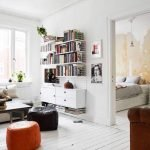 40 Beautiful Minimalist Living Room Decoration Ideas For Your Apartment (10)