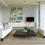 40 Beautiful Minimalist Living Room Decoration Ideas For Your Apartment (26)