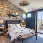 40 Classic Farmhouse Bedroom Design and Decor Ideas That Make Your Home Feel Great (27)