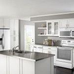 40 Elegant White Kitchen Design and Decor Ideas (11)
