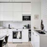 40 Elegant White Kitchen Design and Decor Ideas (13)