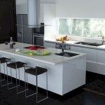 40 Elegant White Kitchen Design and Decor Ideas (25)