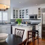 40 Elegant White Kitchen Design and Decor Ideas (27)
