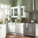 40 Elegant White Kitchen Design and Decor Ideas (32)