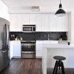 40 Elegant White Kitchen Design and Decor Ideas (33)