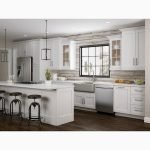 40 Elegant White Kitchen Design and Decor Ideas (39)
