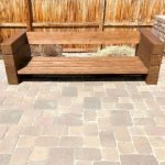 40 Fantastic Outdoor Bench Ideas For Backyard and Front Yard Garden (2)