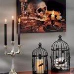 40 Stunning Halloween Indoor Decoration Ideas (15)