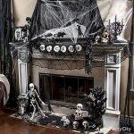 40 Stunning Halloween Indoor Decoration Ideas (16)