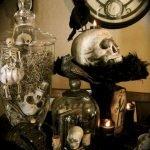 40 Stunning Halloween Indoor Decoration Ideas (18)