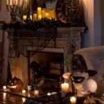 40 Stunning Halloween Indoor Decoration Ideas (23)