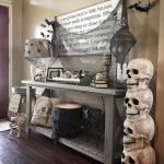 40 Stunning Halloween Indoor Decoration Ideas (27)