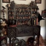 40 Stunning Halloween Indoor Decoration Ideas (3)