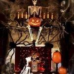40 Stunning Halloween Indoor Decoration Ideas (31)