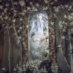 40 Stunning Halloween Indoor Decoration Ideas (33)