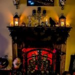 40 Stunning Halloween Indoor Decoration Ideas (8)