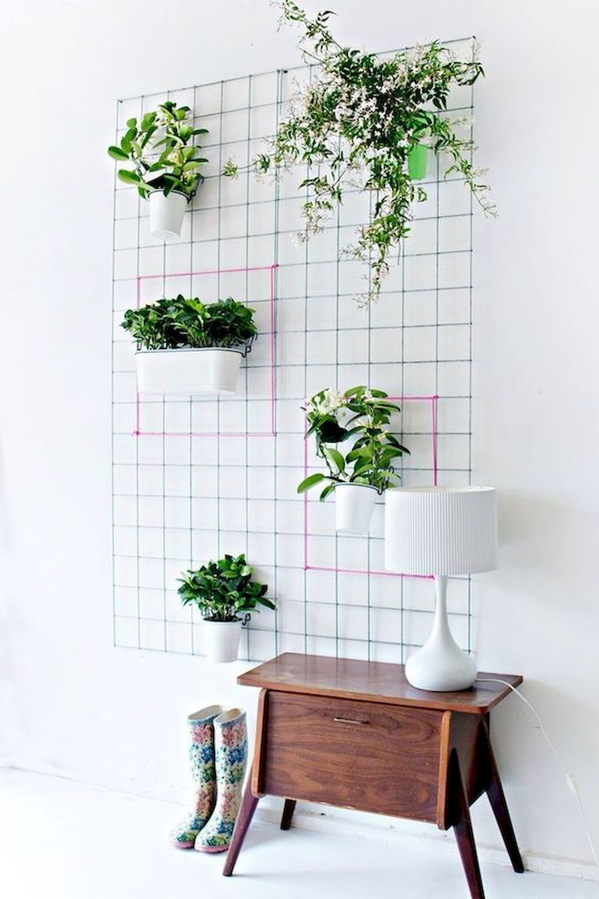 44 Fantastic Vertical Garden Ideas To Make Your Home Beautiful (21)
