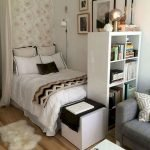 45 Wonderful Bedroom Design and Decor Ideas for Your Apartment (38)