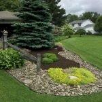 48 Stunning Front Yard Landscaping Ideas That Make Beautiful Garden (3)