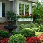 48 Stunning Front Yard Landscaping Ideas That Make Beautiful Garden (43)
