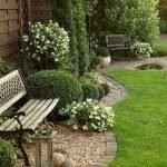 48 Stunning Front Yard Landscaping Ideas That Make Beautiful Garden (9)