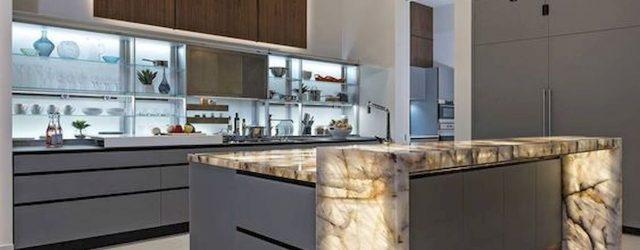 50 Amazing Modern Kitchen Design and Decor Ideas With Luxury Stylish (1)