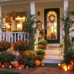35 Cool Fall Outdoor Decor Ideas You Will Like (25)