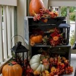 35 Cool Fall Outdoor Decor Ideas You Will Like (8)