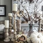 40 Awesome Fall Decoration Ideas For Living Room (13)