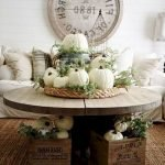 40 Awesome Fall Decoration Ideas For Living Room (15)