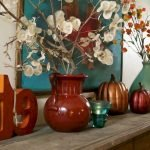 40 Awesome Fall Decoration Ideas For Living Room (21)