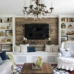 40 Awesome Fall Decoration Ideas For Living Room (24)