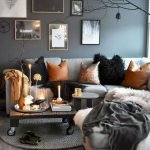 40 Awesome Fall Decoration Ideas For Living Room (8)